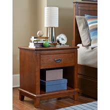 Bailey Nightstand - Misson Oak
