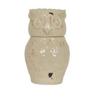 Medium Owl Canister Product Image