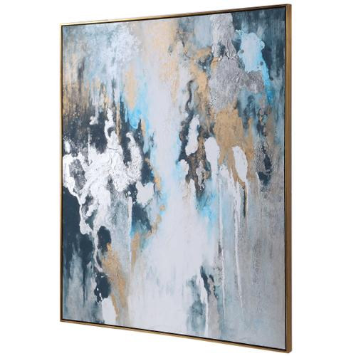 Uttermost - Stormy Seas Hand Painted Canvas