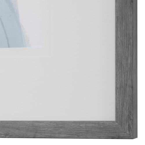 Depth Framed Prints, S/2