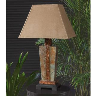 See Details - Slate Accent Lamp