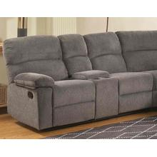 Conan LAF Loveseat with Console