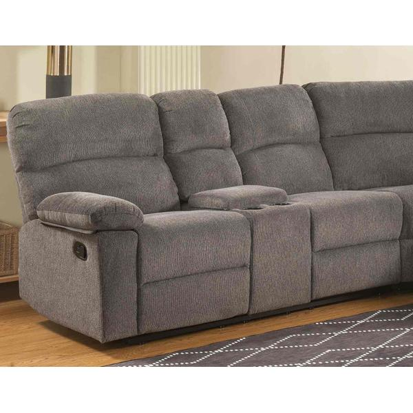 See Details - Conan LAF Loveseat with Console