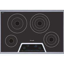 """See Details - Masterpiece 30"""" Electric Cooktop with Touch Control CET304FS"""