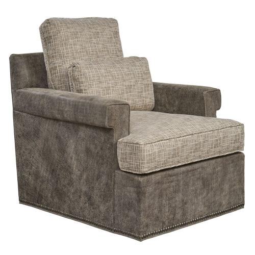 """T/P Square Arm Chair (5"""")"""