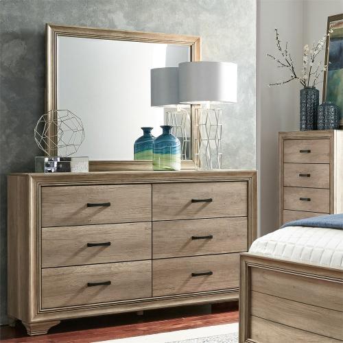 King California Storage Bed, Dresser & Mirror, Chest, Night Stand