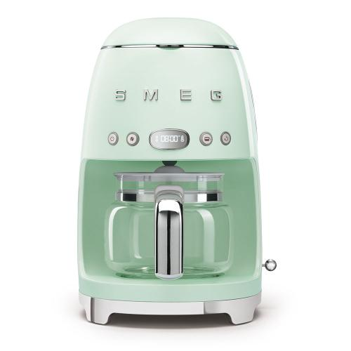 Drip Coffee Machine, Pastel Green