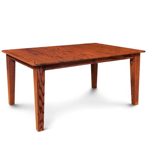 Simply Amish - Square-Tapered Leg Table - Express
