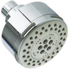 Multifunction Round Showerhead