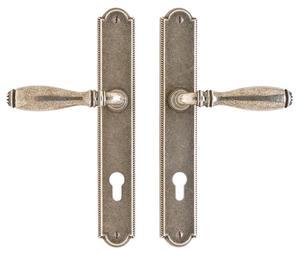 """Ellis Multi-Point Entry Set - 1 3/4"""" x 11"""" Silicon Bronze Brushed Product Image"""