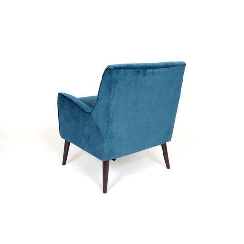 Kristina Ocean Blue Accent Chair, AC175