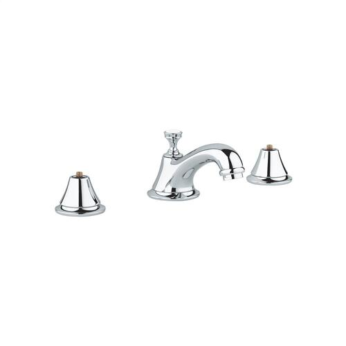 Seabury 8-inch Widespread 2-handle S-size Bathroom Faucet 1.2 Gpm