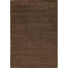 Shaggy 00010 Brown 8 x 11
