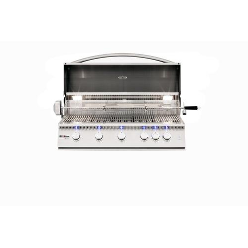 """Sizzler Pro 40"""" Built-in Grill"""