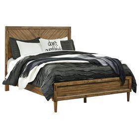 Broshtan California King Panel Bed