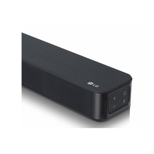 LG - LG SLM5Y 2.1 Channel 400W Sound Bar w/ DTS Virtual: X & High Resolution Audio