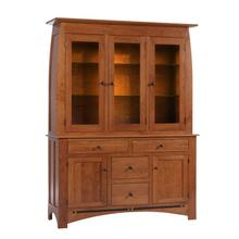 Vineyard 3 Door Hutch