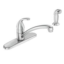 Adler Chrome One-Handle Kitchen Faucet