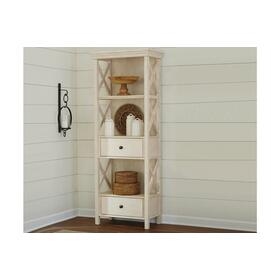 See Details - Bolanburg Display Cabinet Antique White