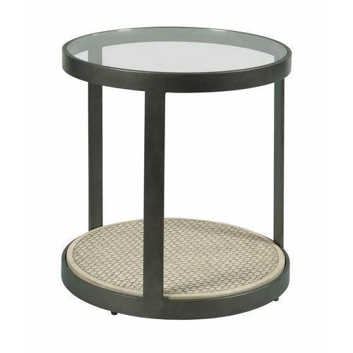 Gallery - CONCRETE ROUND END TABLE