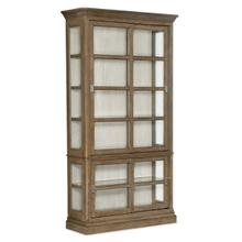 Montebello Sliding Door Display Cabinet