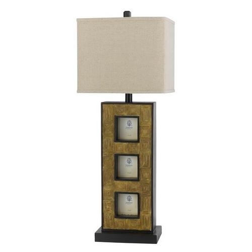 See Details - 100W Resin Bufet Lamp W/Pictures