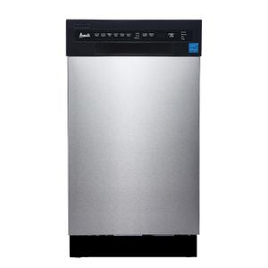 AvantiBuilt-In Dishwasher - Stainless Steel