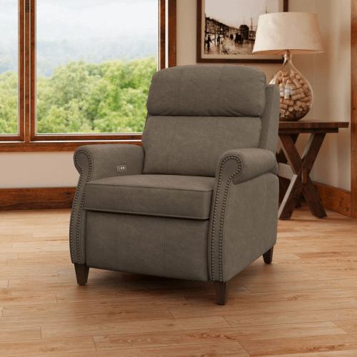 Leslie Iii High Leg Reclining Chair CLP767-10/HLRC