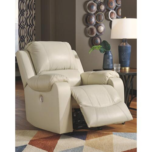Rackingburg Power Recliner