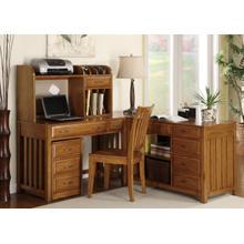 Hampton Bay Home Office~Oak
