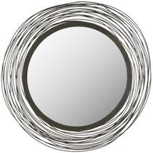 See Details - Wired Wall Mirror - Natural