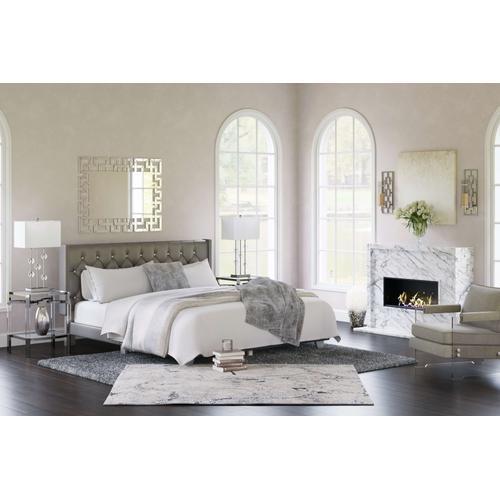 Signature Design By Ashley - Vintasso King Upholstered Bed