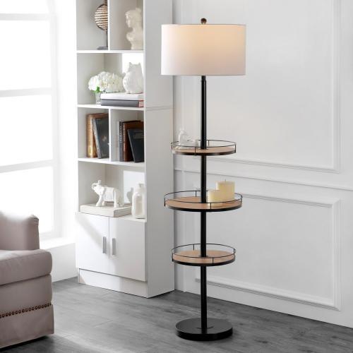 Bello Floor Lamp - Matte Black