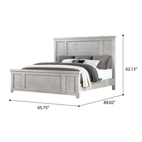 Emerald Home Furnishings - Queen Bed