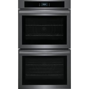 Frigidaire - Frigidaire 30'' Double Electric Wall Oven with Fan Convection