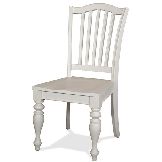 Riverside - Mix-n-match Chairs - Side Chair - Dover White Finish