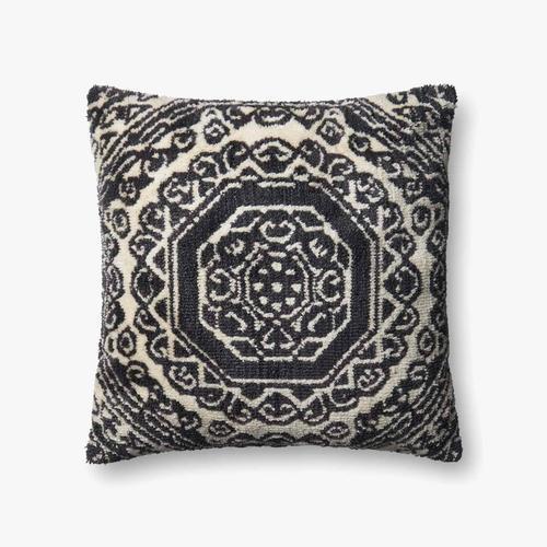 P0578 Black / White Pillow