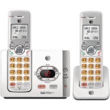 See Details - DECT 6.0 Cordless Answering System with Caller ID/Call Waiting (2 Handsets)