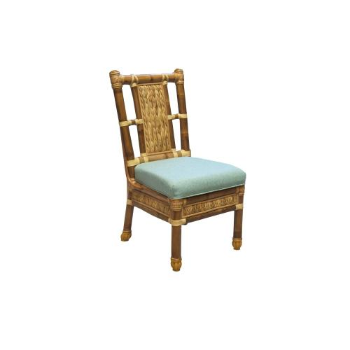 Side Chair, Available in Natural Finish Only.