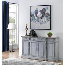 View Product - 4 Drw 4 Dr Media Credenza