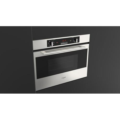 "30"" Multifunction Easy-clean Oven - Stainless Steel"