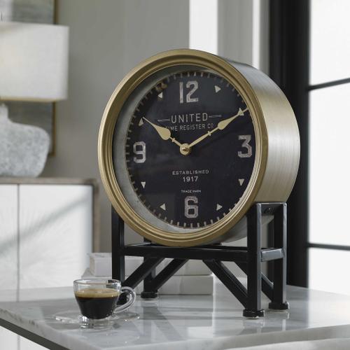 Uttermost - Shyam Clock