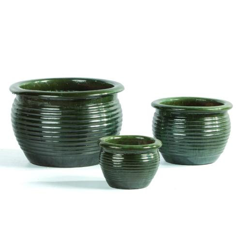 Ribbon Planter - Set of 3