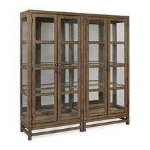 Curio Bunching Cabinet