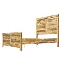 See Details - Northwood Bed, Queen headboard