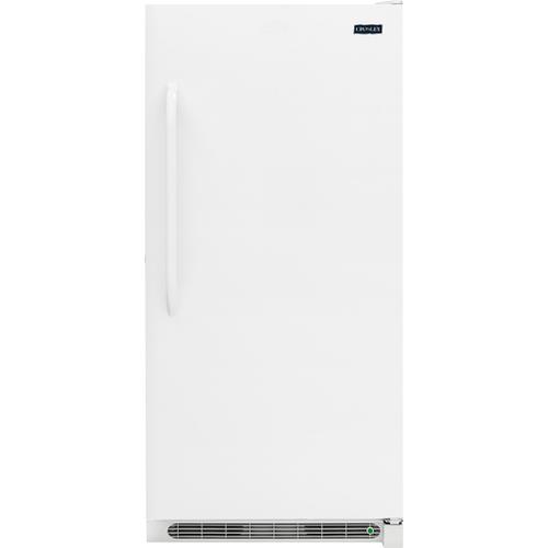 Crosley - Crosley Upright Freezer - White