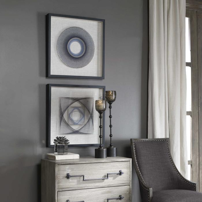 Uttermost - String Duet Shadow Boxes, S/2