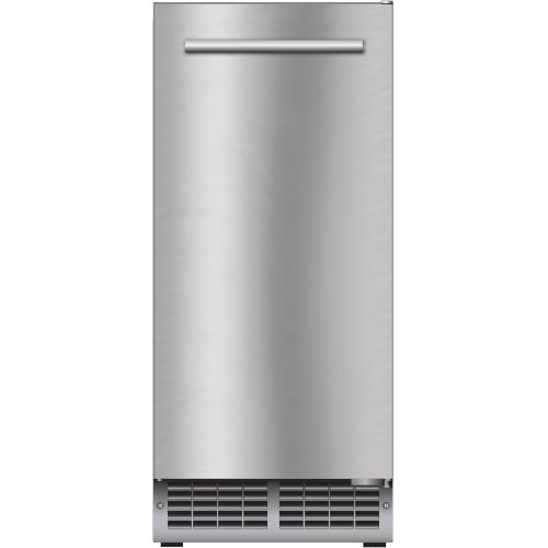 """Outdoor Refrigerator 24"""" Solid SS RH"""