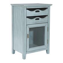 Argento Storage Cabinet