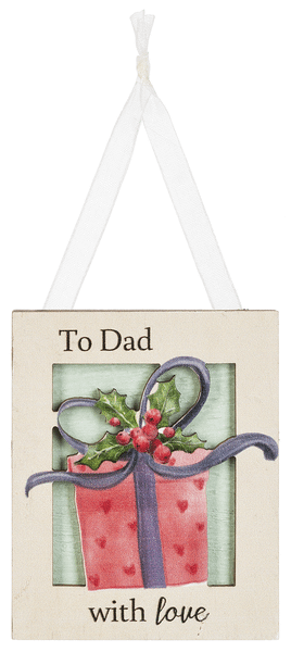 Ornament - To Dad